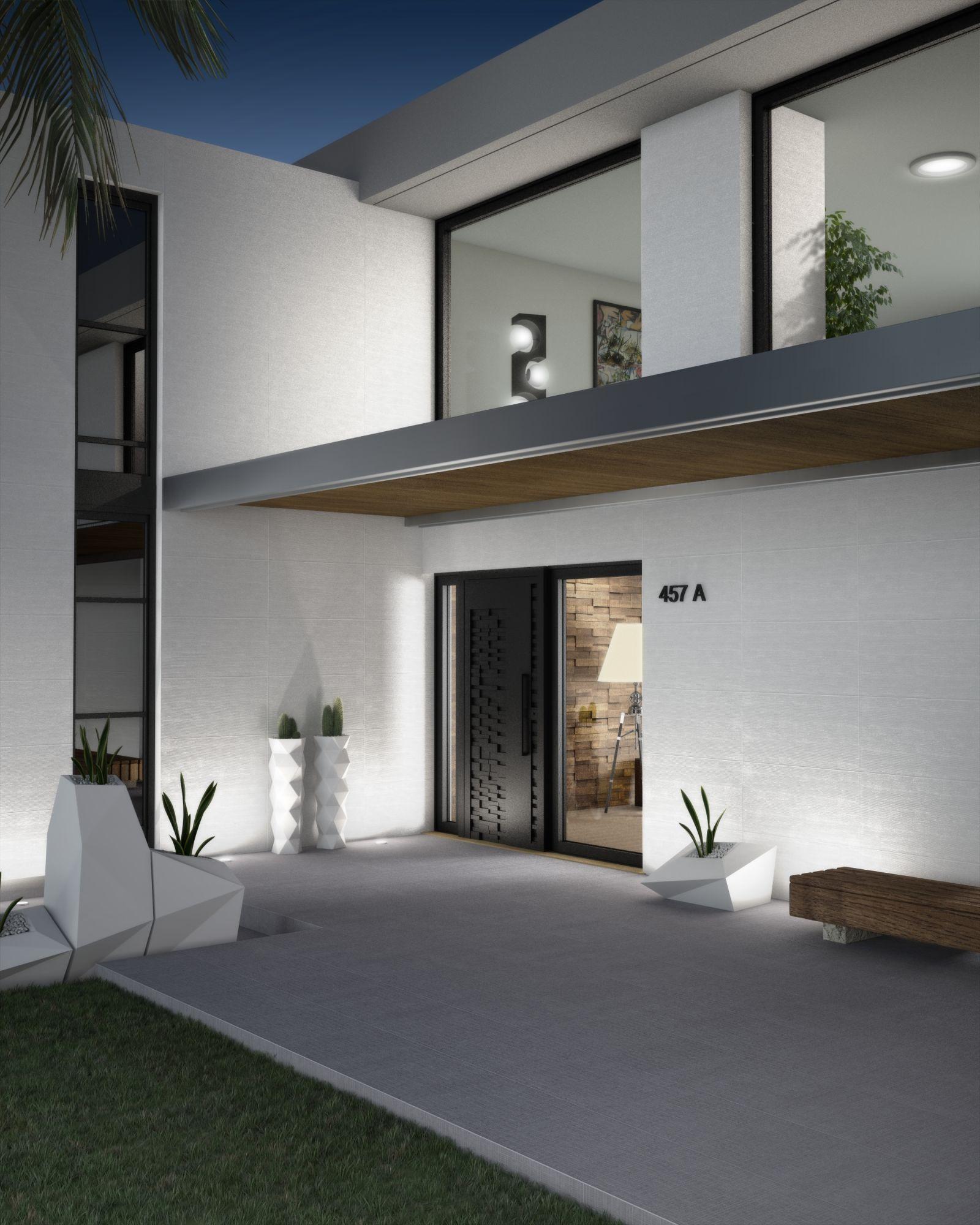Saloni – Arquitect – taras i ogród