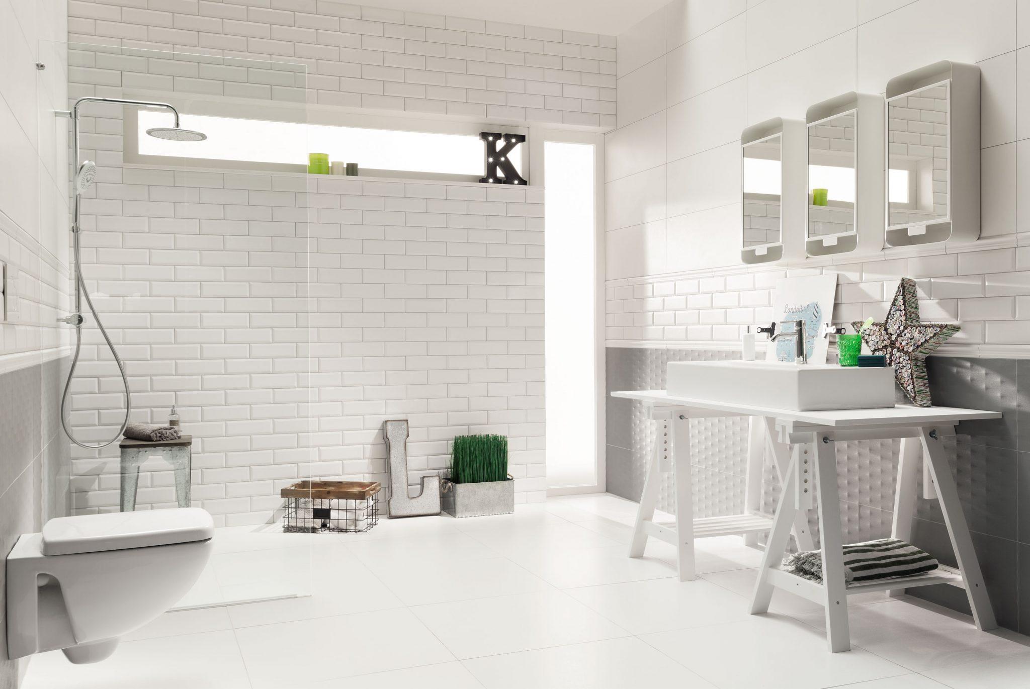 Tubądzin – Elementary – łazienka