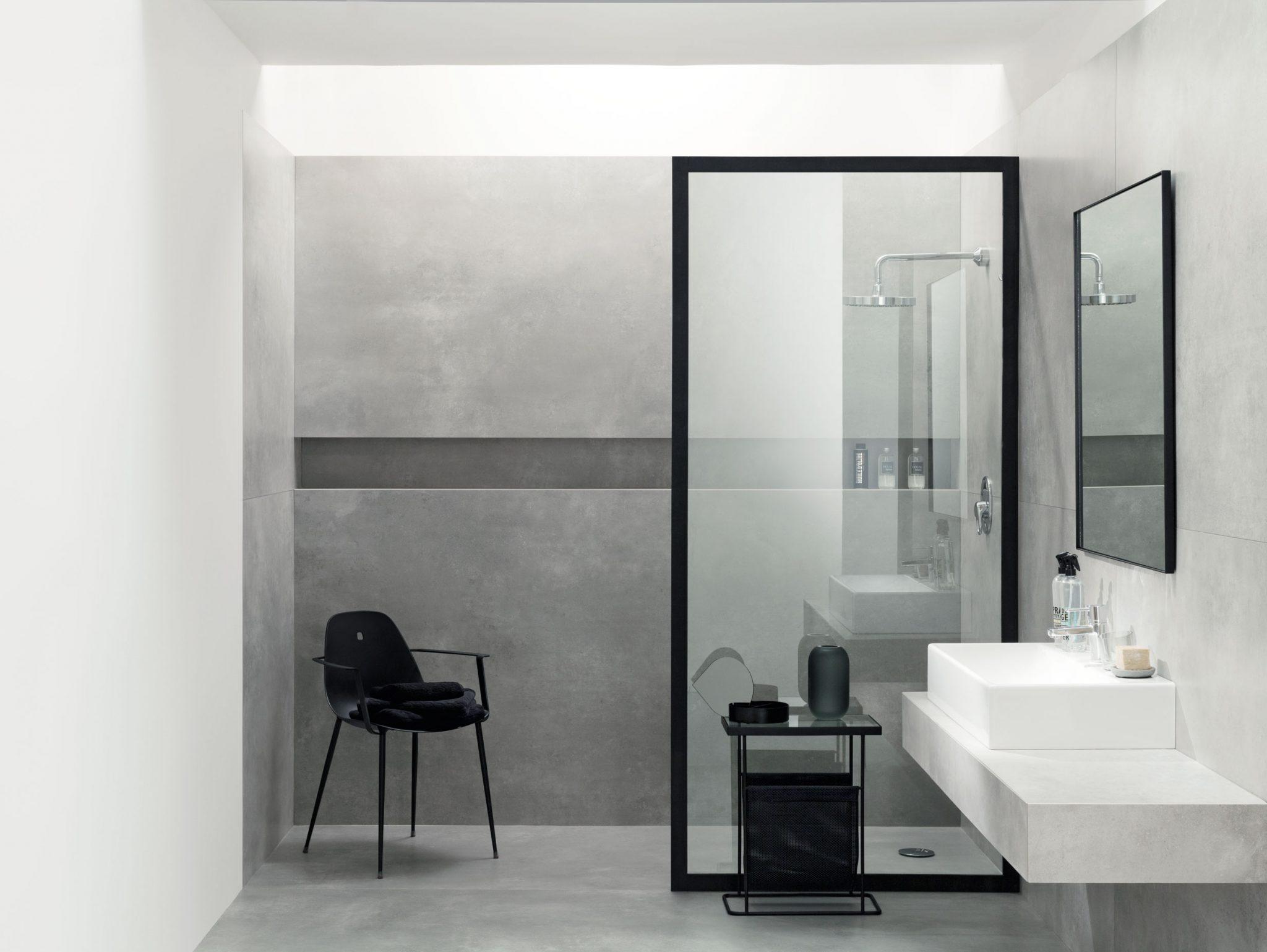 Tubądzin – Epoxy Monolith – łazienka