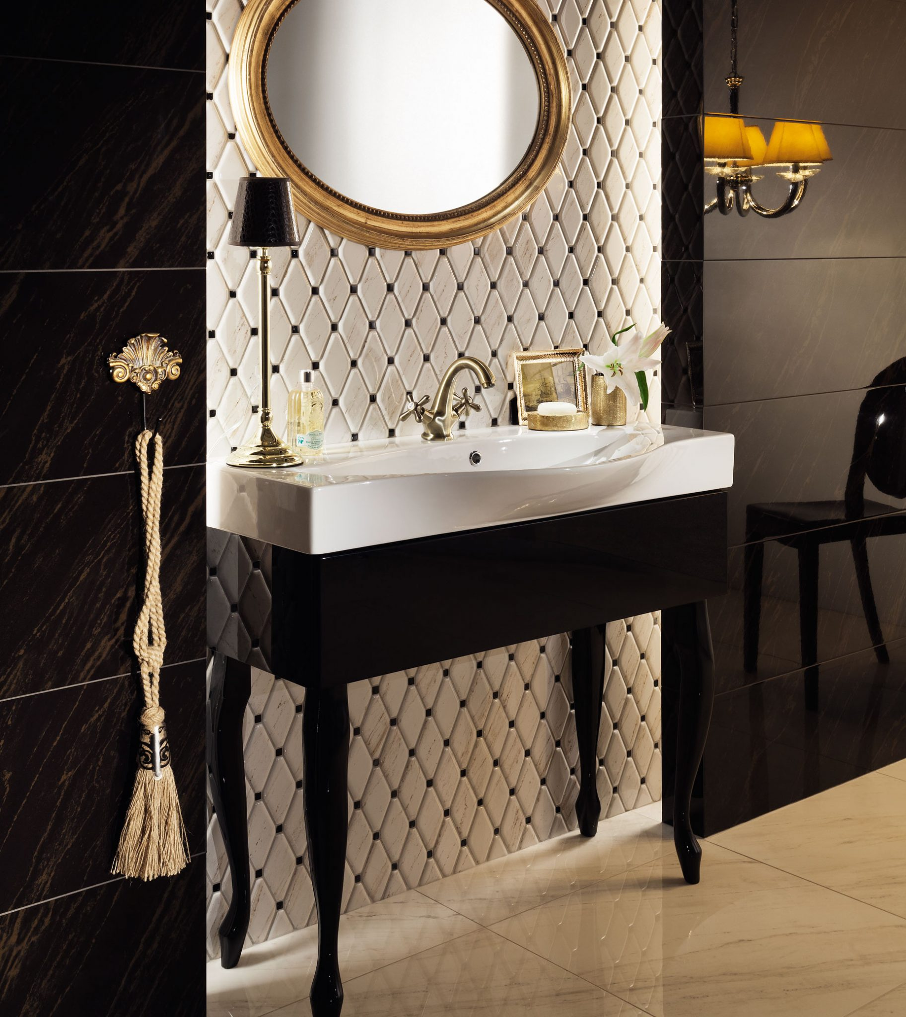 Tubądzin – Larda – łazienka