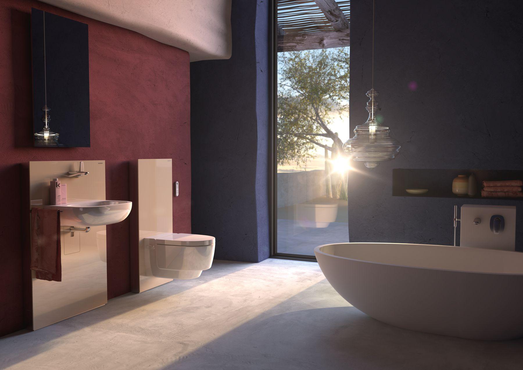 Technologia rimless – zalety toalet bezrantowych