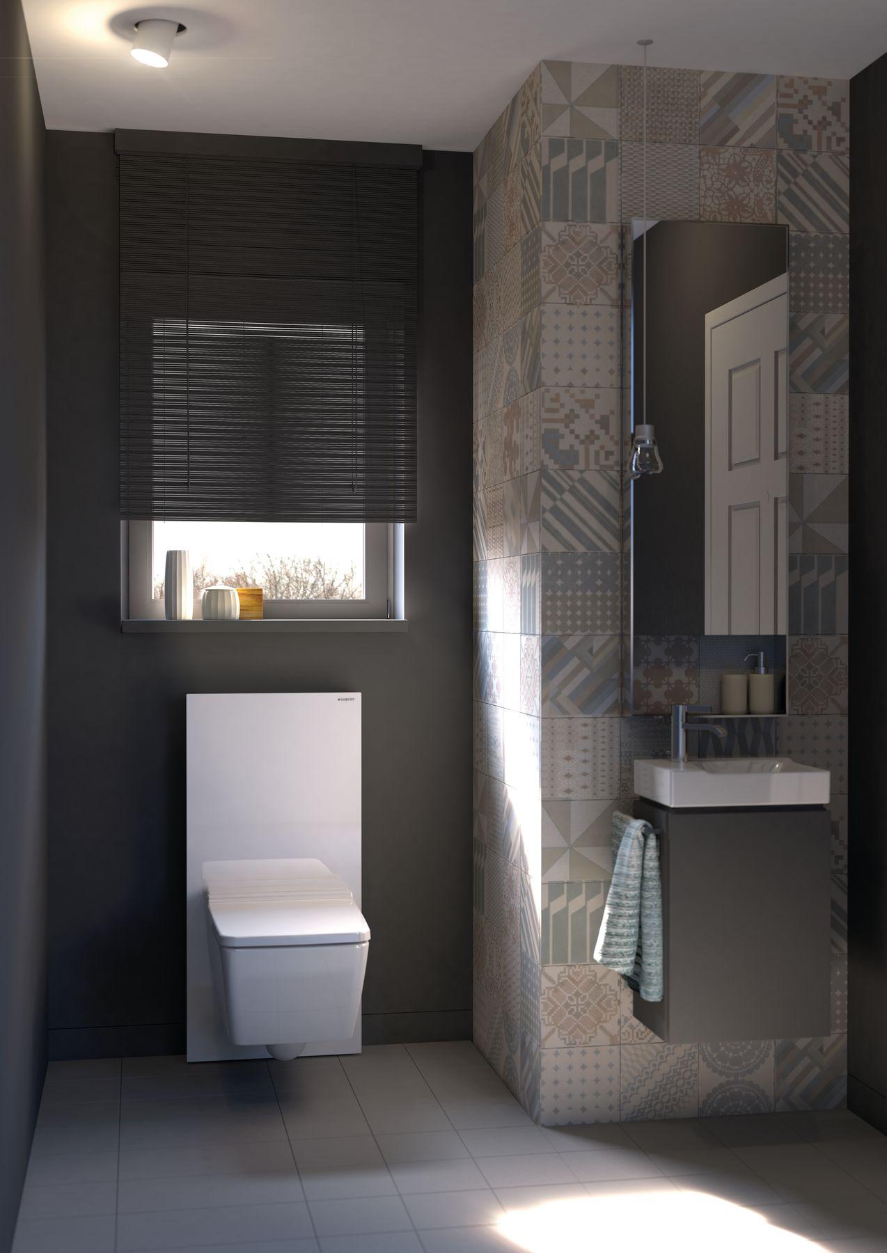 Monolith – łazienka