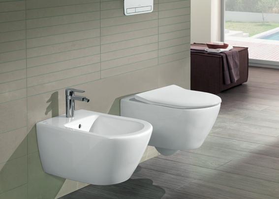 Villeroy&Boch – SUBWAY 2.0 – łazienka