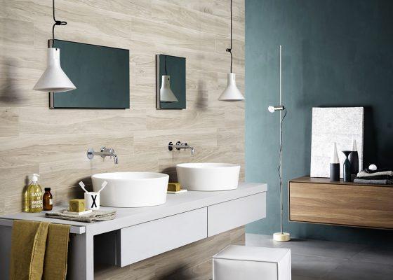 Treverkchic – łazienka