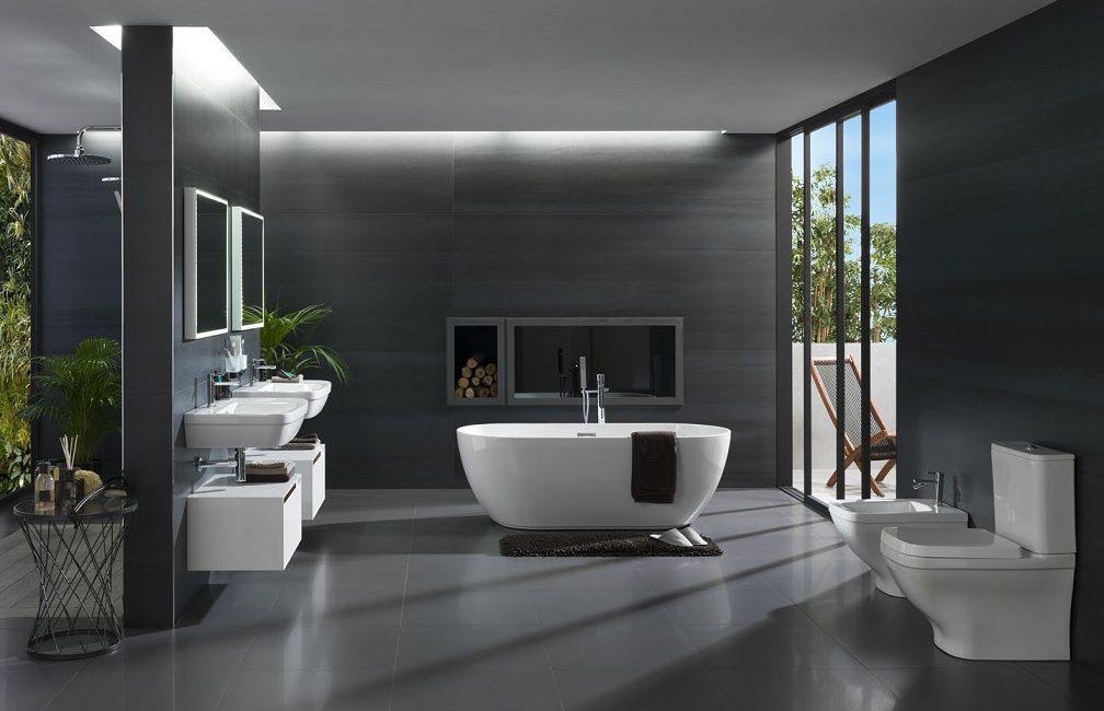 Wolnostojące Wanny I Umywalki Do Twojej łazienki Modesign