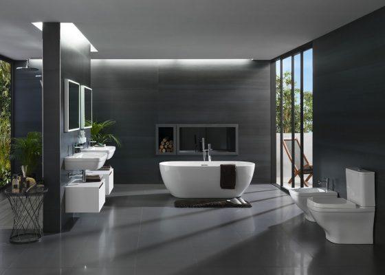 Wolnostojące wanny i umywalki – niebanalne rozwiązanie dla Twojej łazienki