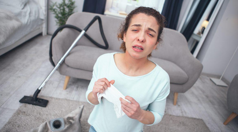 Mieszkanie dla alergika