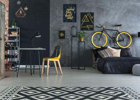 Kreatywny i funkcjonalny pokój nastolatka
