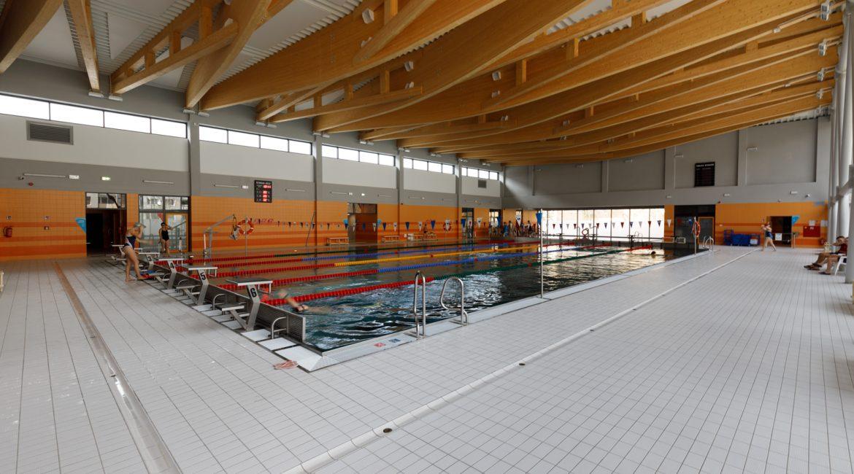 Pływalnia POSiR - Poznań, os. Piastowskie