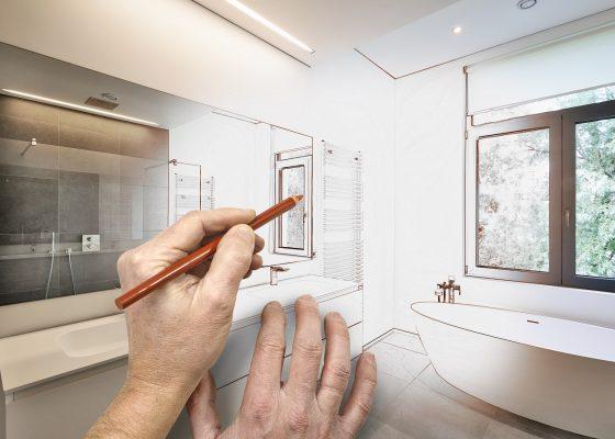 O czym warto pamiętać, projektując łazienkę?