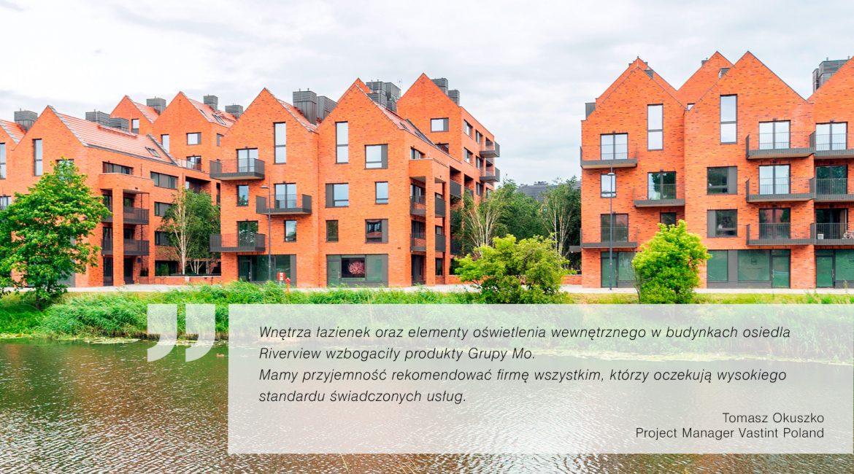 Riverview, Gdańsk