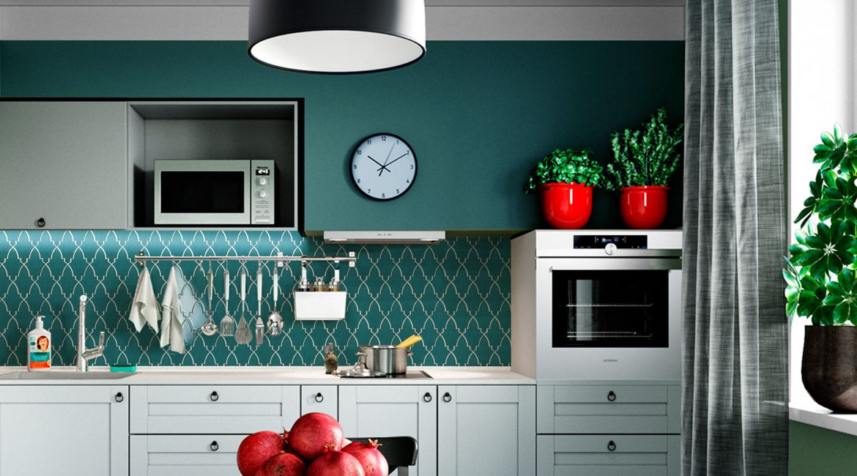 10 pomysłów na zieloną kuchnię